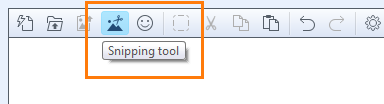 How to start Snipping Tool